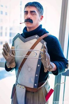 Vincenzo from Atlantis by Magic and Mischief Cosplay Photo by York In A Box