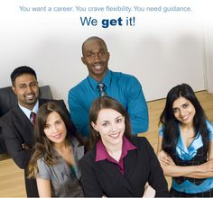 Select Staffing Technology Careers - You want a career. You crave flexibility. You need guidance.