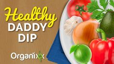 RECIPE: Want to be the hit at a football party or a get together with friends? Then you should watch and learn how to make this wonderfully nutritious dip that also doubles as an anti-inflammatory. FUN FACT: This Dip is named by Ty Bollinger's kids because it's a favorite of Ty's. #organixxrecipes #organixx