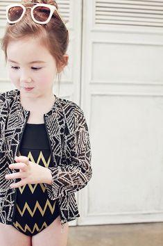 #cute #summer #look #kids #fashion