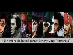 Johnny Depp (El hombre de las mil caras - Homenaje) Saimon
