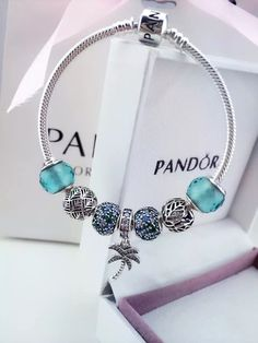 50% OFF!!! $199 Pandora Charm Bracelet. Hot Sale!!! SKU: CB01025 - PANDORA Bracelet Ideas