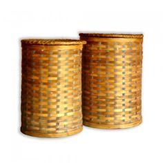 Laundry Basket  - Set of 2 from KraftInn