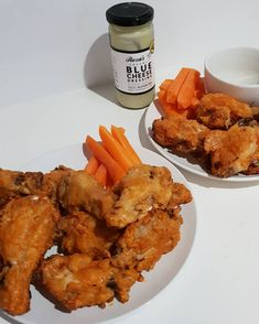 Hooters Frank's red hot sauce glazed wings