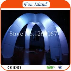 Free Shipping Comfortable Inflatable Tent/Inflatable Event Tent/Inflatable Spider Tent For Activity Event  #Affiliate
