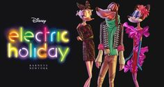 electric holiday Disney