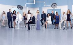 Grey's Anatomy has stood the test of time. I always look forward to the season finales to see what Shonda Rhimes will co e up with. Imagine living the crazy lives of the staff at Seattle Grace! Patrick Dempsey, Meredith Grey, Greys Anatomy Season 7, Greys Anatomy Cast, Izzie Stevens, Sandra Oh, Derek Shepherd, True Blood, New Girl