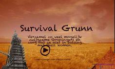 Game: Hoe overleef je in Groningen en blijf je uit de buurt van Shell?