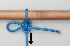 Mooring Hitch | How to tie the Mooring Hitch | Various Knots