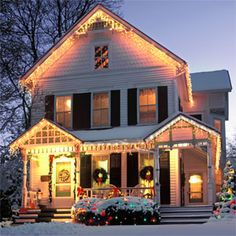 For a spectacular display that's merry and bright—and doesn't blow a fuse—follow these five tips from lighting pros.