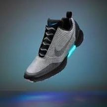 Nike has revealed a line of self-lacing trainers, the Nike HyperAdapt The  shoes, which will launch later in are the first to feature what the  sportswear ...