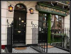 Londres Sherlock Holmes