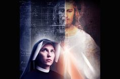 Faustina Film Hits Movie Theaters Nationwide on Oct. Faustina Kowalska, St Faustina, Divine Mercy Image, St Maria, Saint Feast Days, Night Prayer, Inspirational Movies, Jesus Face, Immaculate Conception