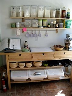 Kitchen Island Breakfast Bar Ikea Reclaimed Wood Fibrant 25 Gorgeous Home Bakery Kitchen Design You Have To Know