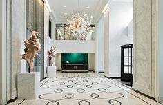 Lobby / Reception Elysian, Chicago, IL