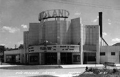 Midland Lanes/Theater... What the Circle used to look like... *sigh*     Midland, MI