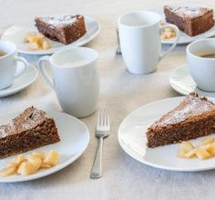 Tiroler Strudel - Baking Barbarine Strudel, Easy Cake Recipes, French Toast, Vegan, Easy Meals, Homemade, Nutella Creme, Breakfast, Kind