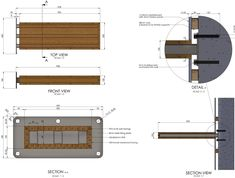 """Learn how to Design a Cantilevered """"Floating"""" Staircase Staircase Design Modern, Spiral Stairs Design, Interior Staircase, Staircase Railings, Stairs Architecture, Wooden Staircases, Modern Stairs, Stair Design, Cladding Panels"""