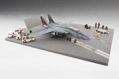 1/72 Aircraft Carrier Deck Base I