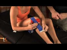Kinesiology Tape for Lateral Knee Pain | Medicana Life