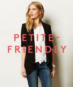 The Petite Girl's Guide To Killer Style....big style for little people!