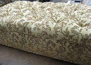 Agamedi Designs ... Custom Ottomans ($460 for 40' square, 160 plus 10 extra per inch)