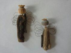 Engel aus Treibholz                                                                                                                                                     Mehr