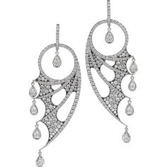 Check out the Couture Jewels Verne Earrings from the Jewels Verne collection on stephenwebster.com