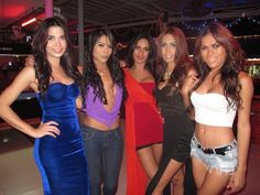 Sensations ladyboy bar Pattaya