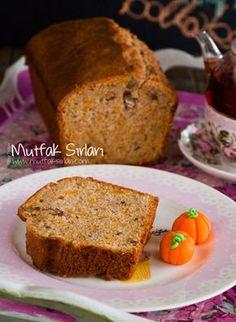 Balkabaklı Kek – Mutfak Sırları – Pratik Yemek Tarifleri