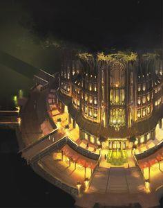 Tales of Xillia concept art