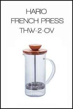 Hario French Press HW 2 OV | French Press | 450k