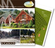 Winter im Camping Residence Chalet CORONES - Südtirol - Rasen - Antholz - Dolomiten