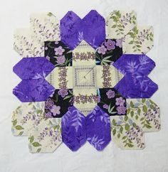 patchwork of the crosses | Inklingo Projects: Patchwork of the Crosses - Lucy Boston