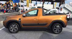 Dacia Duster pick-up sa predviedla na autosalóne v Hannoveri! Pick Up, Ranger, Dacia Duster, Coach Builders, Nissan Maxima, Tesla Model X, Cars Usa, Four Wheel Drive, Trucks