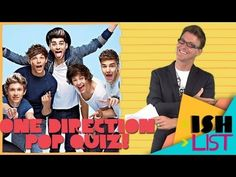 One Direction Pop Quiz: 'This Is Us' Trivia Questions for True Direction...