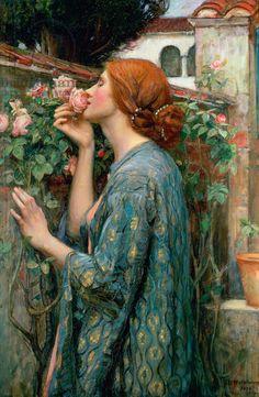 John William Waterhouse...
