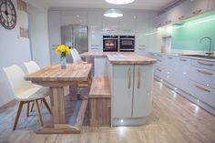 Porter & Remo Dove Grey - Duchy Designs kitchen