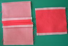 from these hands - Journal - Underlining and Seam Finish inOne
