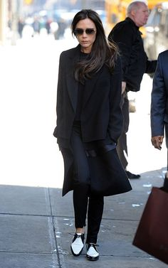 Victoria Beckham - those shoes!