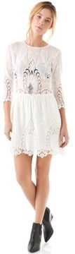 Dolce Vita Valentina Lace Dress, aria