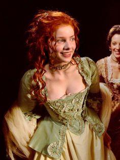 Rachel Hurd-Wood. Brianna Fraser and Lizzie