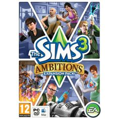 The Sims 3 Ambitions (Expansion Pack) (PC & Mac) Free Download