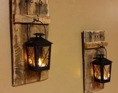 Shares Transform free pallets into creative and beautiful furniture, decorations, planters and more! There are over 150 easy pallet ideas here to give your home and garden a personal touch. Before we dive into these projects, here is some helpful informat Rustic Candles, Rustic Wood, Rustic Decor, Primitive Decor, Diy Wood, Country Decor, Wooden Decor, Diy Candles, Country Living