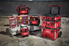 The new Milwaukee PackOut Modular Storage System brings some fresh innovation and functionality to the world of toolboxes. #MilwaukeeTool #NBHD #toolbox #tools #storage #PackOut #construction #remodeling #renovation https://www.protoolreviews.com/toolboxes-storage/milwaukee-packout-modular-storage-system/31976/