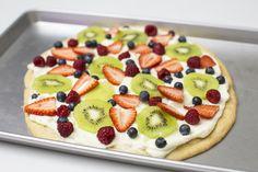 Fruit Pizza ~ Sweet AF | Tastemade