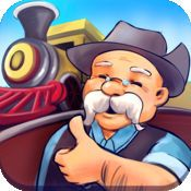Train Conductor - Directly control trains with your finger. Send them to their destinations by creating track connections with a quick swipe. Tap a train to stop it, tap again to get it moving. Avoid disastrous collisions, and manage the peak hour of commuter trains. Ipod Touch, Commuter Train, Stop It, Conductors, Trains, Finger, Destinations, Just Stop, Fingers
