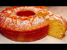 The good morning cake, It is prepared in minutes # 267 Tea Cakes, Cupcake Cakes, Baking Recipes, Cake Recipes, Make French Toast, Baking Basics, Pudding Desserts, Just Cakes, Dessert Drinks
