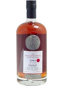Exclusive Malts Bowmore 12 Year Old Cask Strength Single Malt Scotch Whisky | @Caskers