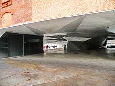 Caixa Forum Madrid Fractal Ceiling